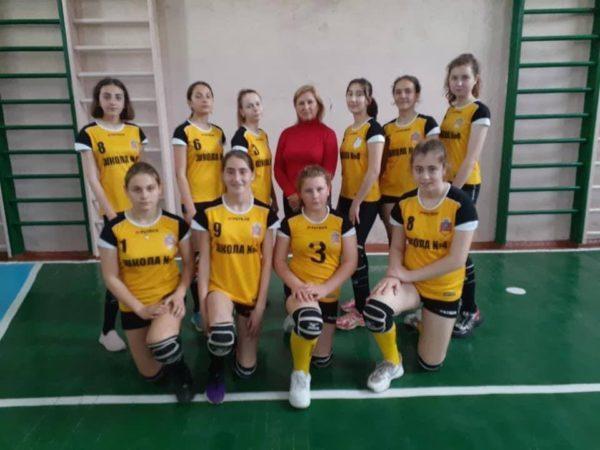 """Волейбольная команда """"Арси"""" стала победителем в соревнованиях Детской Южной лиги"""