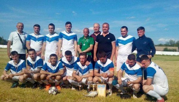 В Арцизской громаде состоялось открытие футбольного сезона