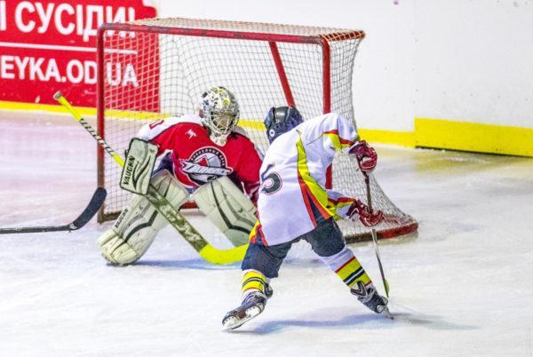 Юные одесские хоккеисты стали чемпионами Украины