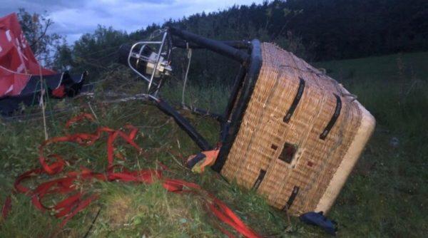 Стало известно сколько жертв после аварийной ситуации на  фестивале воздушных шаров под Каменец-Подольским