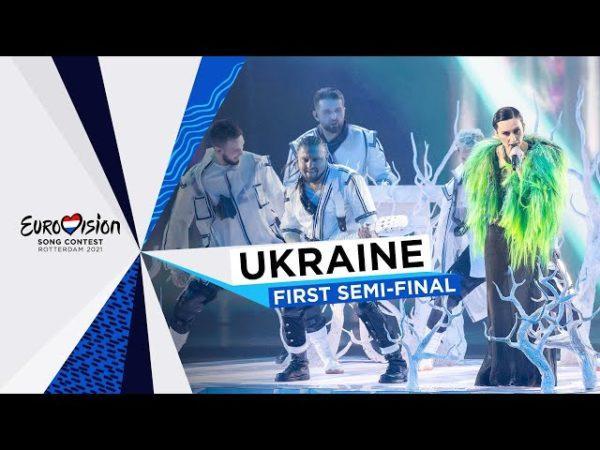 Украина вышла в финал Евровидения-2021