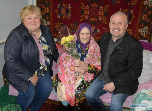 108-й день рождения отметила жительница Одесской области