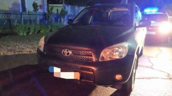 В Измаиле пьяный водитель предлагал взятку патрульной полиции