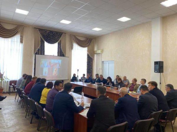 Состоялось второе заседание организационного комитета по проведению инвестиционно-экономического форума