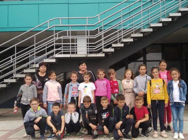 Ученики Холмской школы побывали с экскурсией в Измаиле