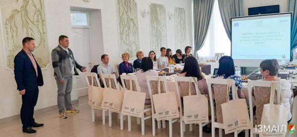 В Измаиле продолжают реализовывать туристический проект, финансируемый Евросоюзом