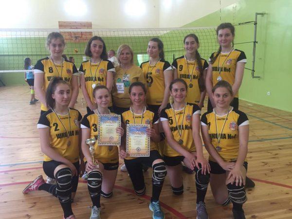 В Арцизе прошел кубок закрытия Южной лиги Одесской области по волейболу