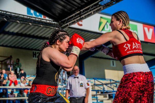 Боксерша из Белгород-Днестровского района завоевала второй в истории Украины пояс чемпионки Европы по боксу