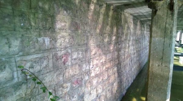 В Килии обнаружили уцелевший фрагмент стены легендарной килийской крепости