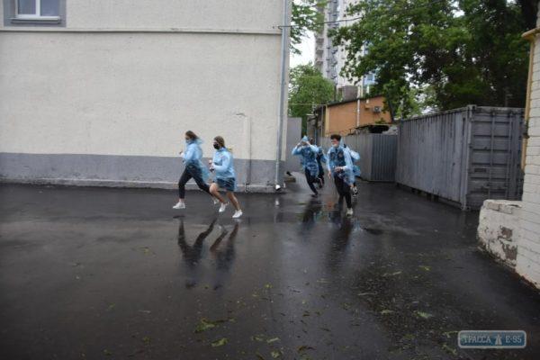 В Одесской школе прозвучали выстрелы: спецназ провел реалистичные учения