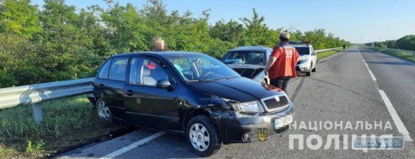 В Одесской области пьяный водитель BMW избежал ответственности, сбежав с места ДТП