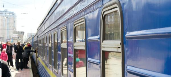 «Укрзалізниця» назначила дополнительные поезда из Киева в Одессу на праздничные дни