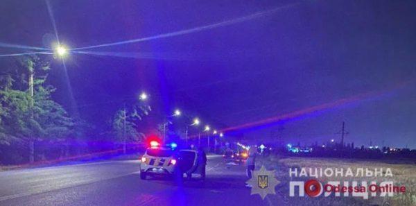 Водитель автомобиля Toyota насмерть сбил пешехода под Одессой