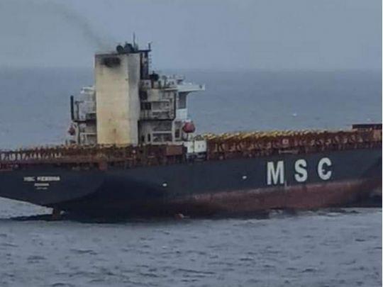 Стало известно имя одессита, погибшего при пожаре на судне с украинцами