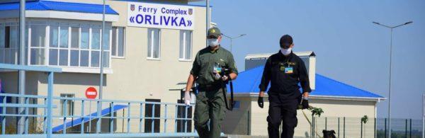 Пограничники Измаильского отряда задержали иностранца, которого разыскивал Интерпол