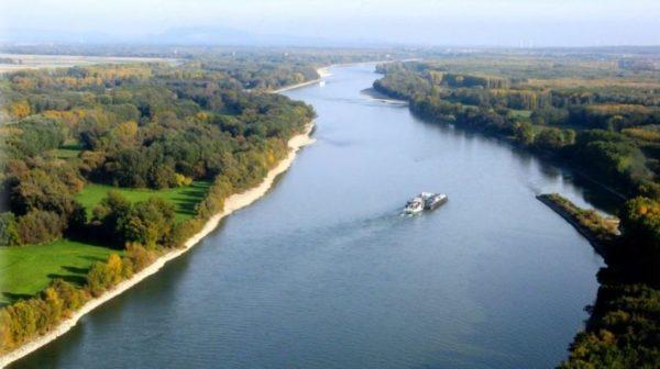 Обнаружены два новых острова на Дунае вблизи Килии