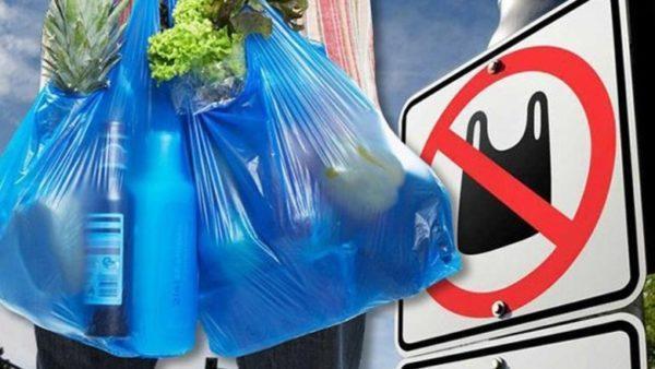 В Украине будут штрафовать за использование пластиковых пакетов