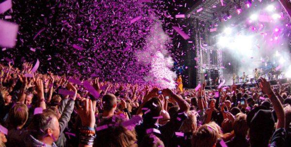 Укрзализныця запустила сайт, который объединяет все самые масштабные фестивали Украины
