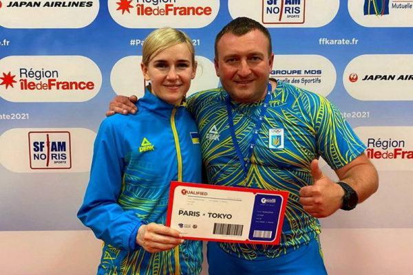 Спортсменка из Черноморска завоевала олимпийскую лицензию