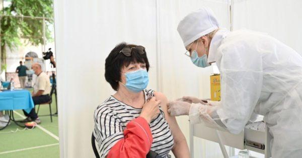 В Одессе открываются новые центры вакцинации