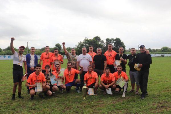 В селе Виноградовка состоялся футбольный турнир «Улица на улицу» (ФОТО)