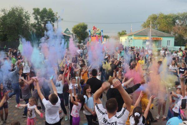Арцизская громада ярко и масштабно отпраздновала День защиты детей
