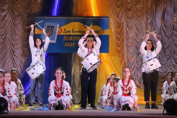 В Арцизской громаде отметили День Конституции праздничным концертом (ФОТО)