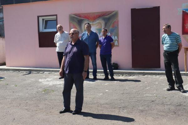 В Арцизе прошел ежегодный футбольный турнир памяти Александра Долгих