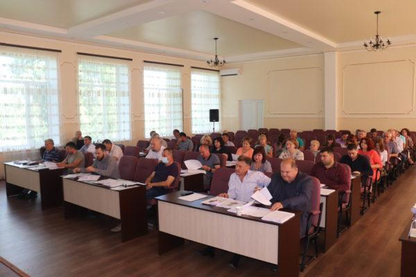 Депутаты Арцизской громады рассмотрели ряд бюджетных вопросов
