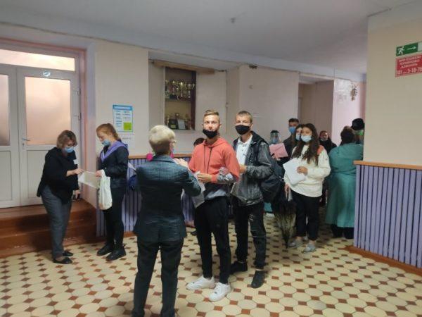 В школах Арциза провели ВНО по украинскому языку и литературе