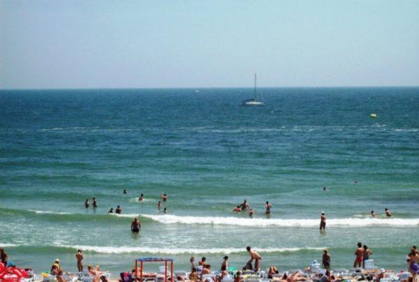 Морская вода на побережье Одессы и Одесской области безопасна для купания