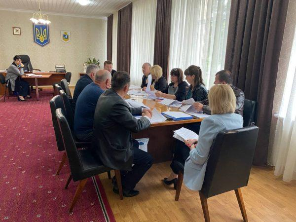 На очередном исполкоме Арцизского городского совета определили кто теперь сможет выписывать протокол об административном правонарушении