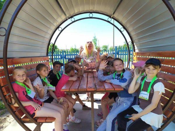 В Арцизской громаде начали свою работу 14 пришкольных лагерей отдыха