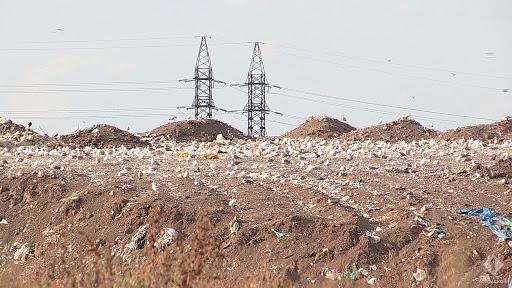 Экологическая инспекция начала массовые проверки свалок в Одесской области