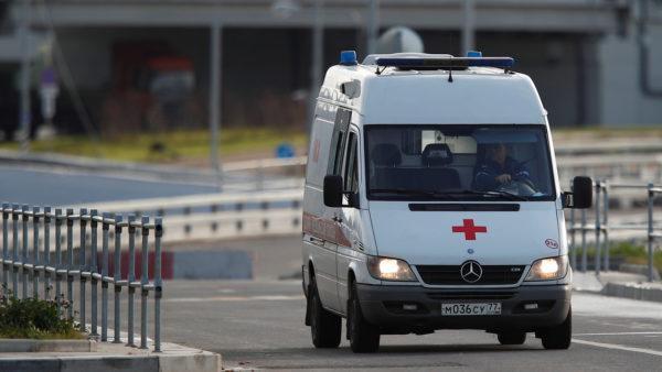 В Одесской области скорая помощь с грудничком врезалась в автомобиль морской охраны