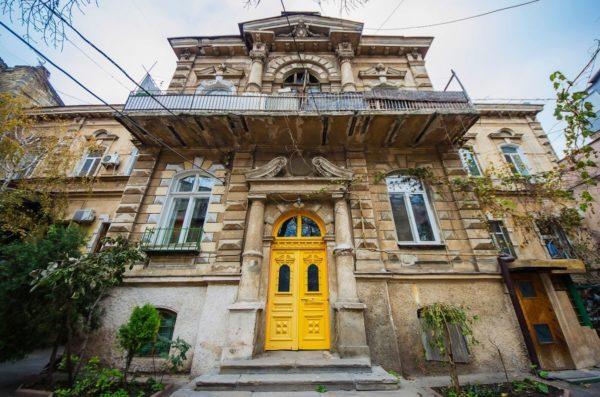 В Одессе ликвидируется архитектурный заповедник