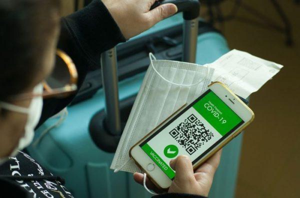 С сегодняшнего дня ЕС запустил цифровые ковид-сертификаты для поездок