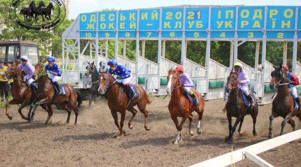В субботу на Одесском ипподроме пройдут зрелищные скачки