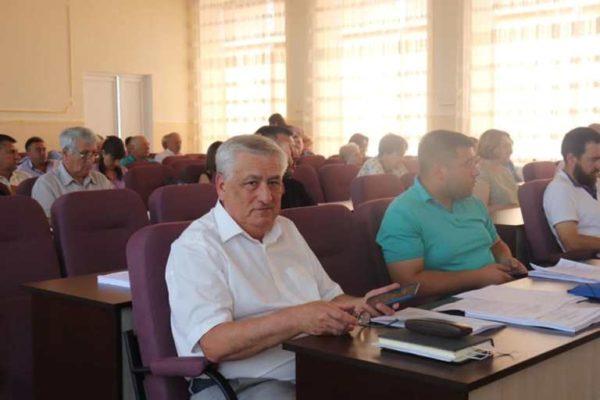На очередной сессии Арцизского городского совета был выбран почетный житель Арцизской громады
