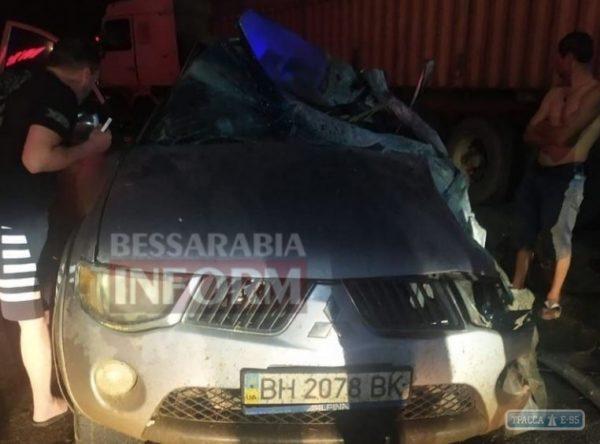 Смертельная авария произошла на трассе Одесса – Рени