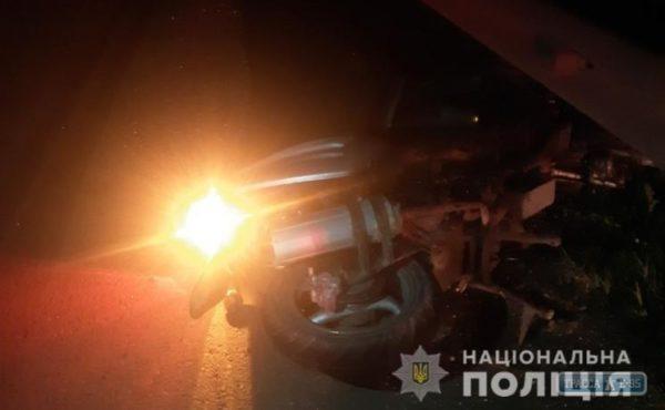 В Одесской области полиция разыскивает свидетелей смертельного ДТП