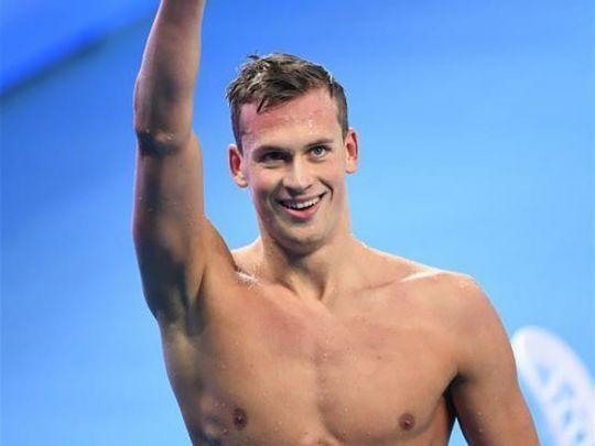 Рекордсмен Романчук принес Украине еще одну медаль Олимпийских игр