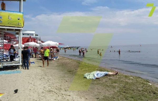 """""""Полдня купались возле тела утопленника""""-что произошло на одесском пляже?"""