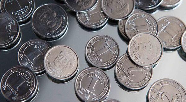 НБУ планирует изменить дизайн монет номиналом 1 и 2 грн