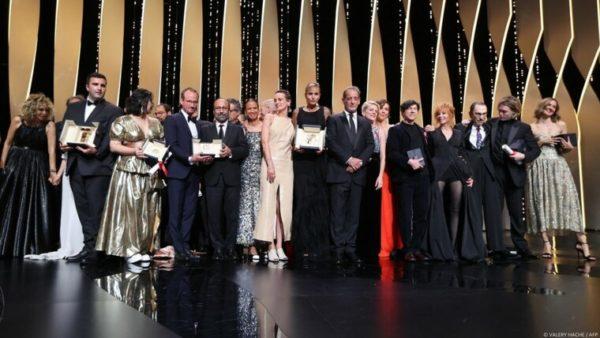 Обвялены победители Каннского фестиваля-2021