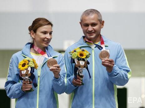 Украина завоевала третью медаль на Олимпиаде-2020