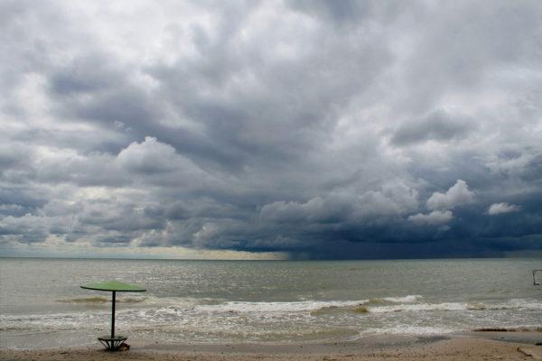 На Одесскую область надвигаться буря