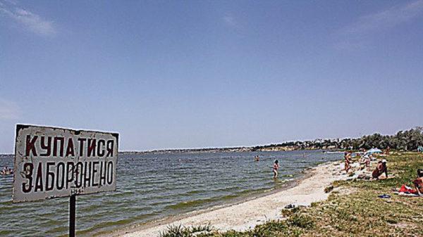 Два пляжа Одесской области не рекомендованы для купания