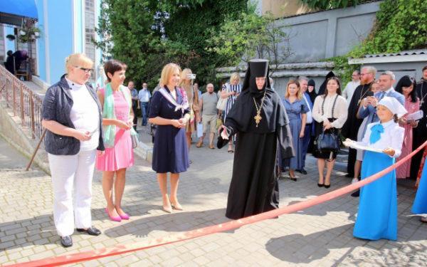 В Одессе открыли приют для жертв домашнего насилия