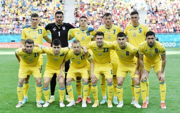 Сборная Украины заработала 16 млн евро за участие в Евро-2020